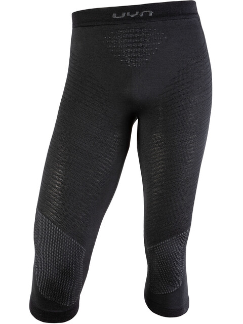 UYN Fusyon UW Medium Pants Men Black/Anthracite/Anthracite